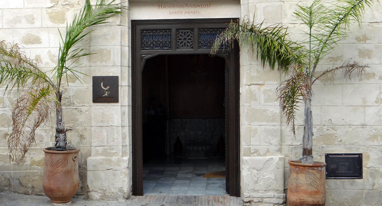 Hammam andalus in jerez de la frontera andalusien 360 for Hammam andalusi jerez