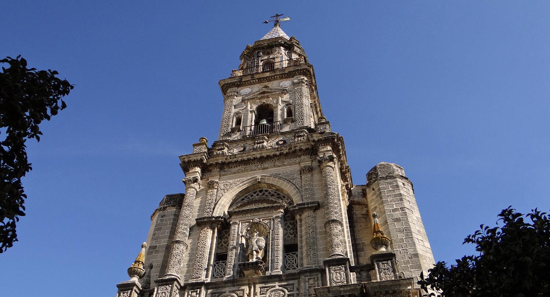 Kirche San Miguel Jerez