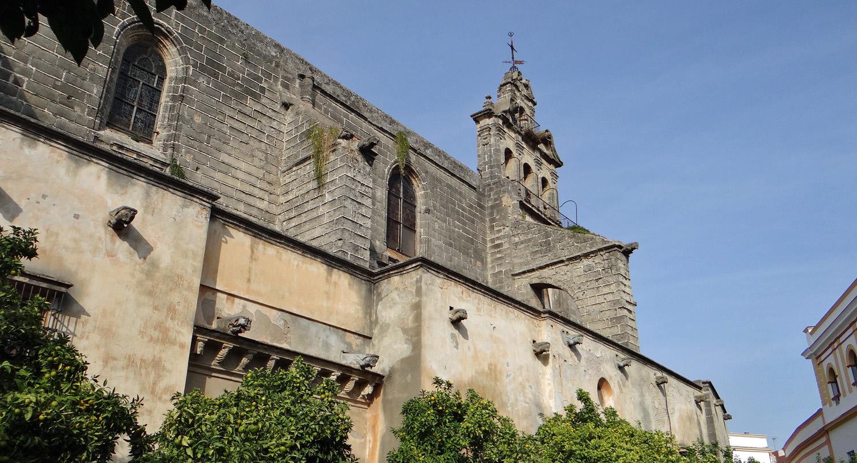 Kirche San Marcos Jerez