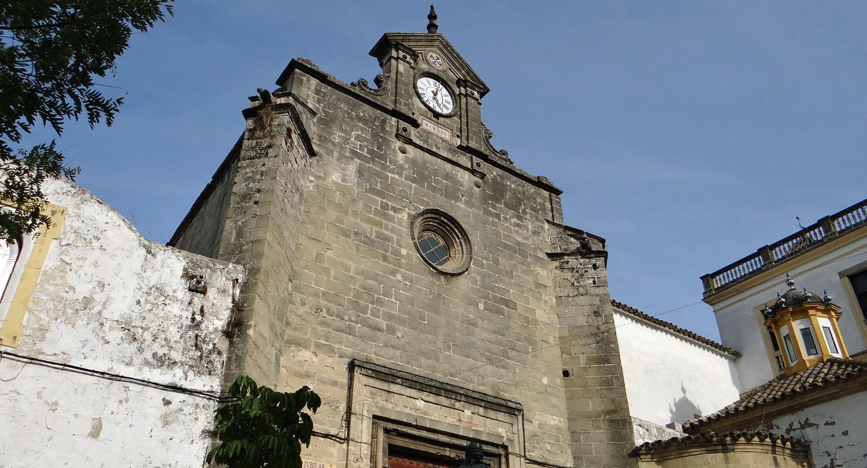 Kirche Santo Domingo Jerez