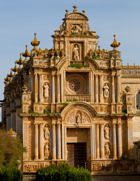 Kloster La Cartuja Jerez