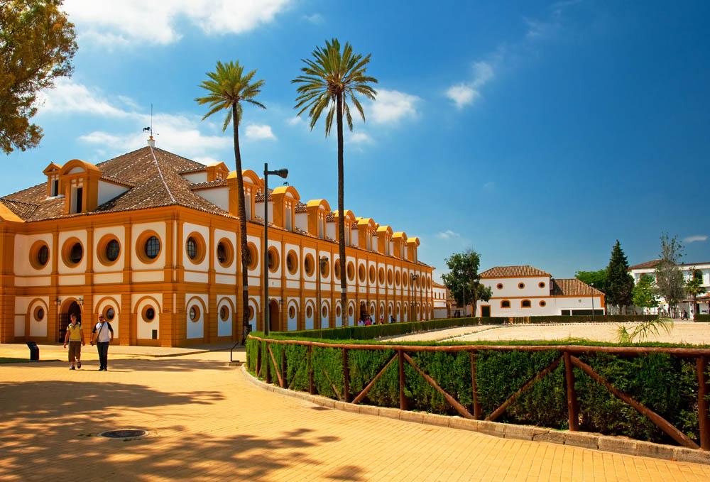 Königlich-Andalusische Reitschule