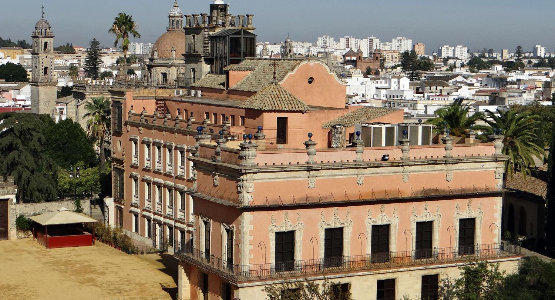 Palast Villavicencio Jerez