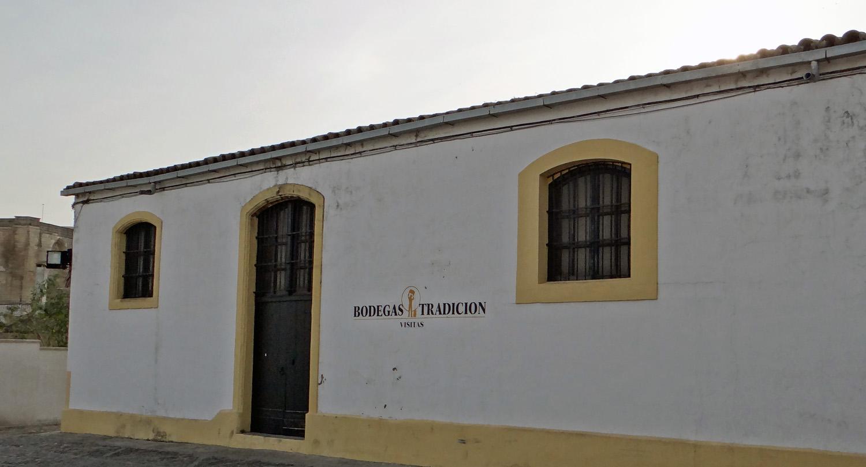 Sherry Bodega Tradición Jerez