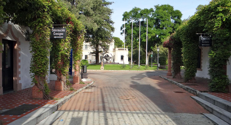 Uhrenmuseum Palast der Zeit Jerez