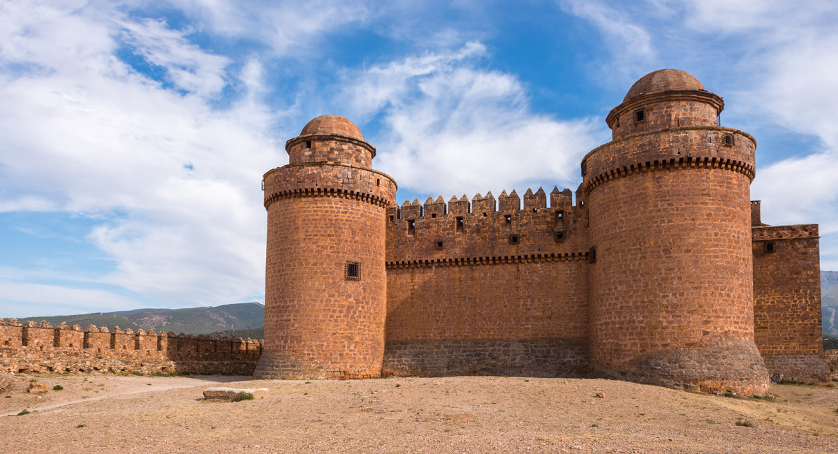Burg La Calahorra