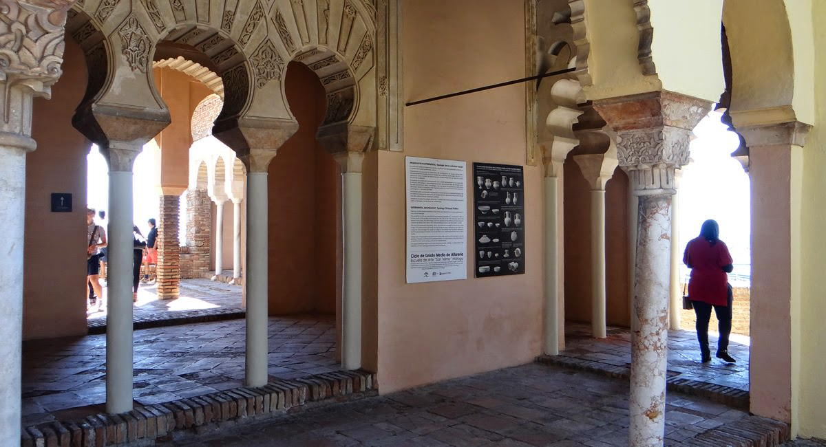 Archäologisches Museum Málaga