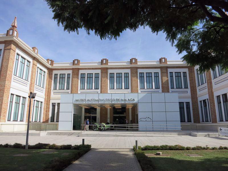 Automobilmuseum Málaga