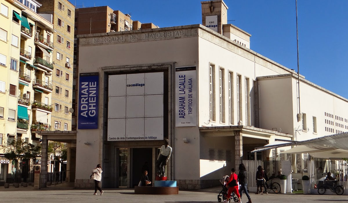 Zentrum für zeitgenössische Kunst Málaga