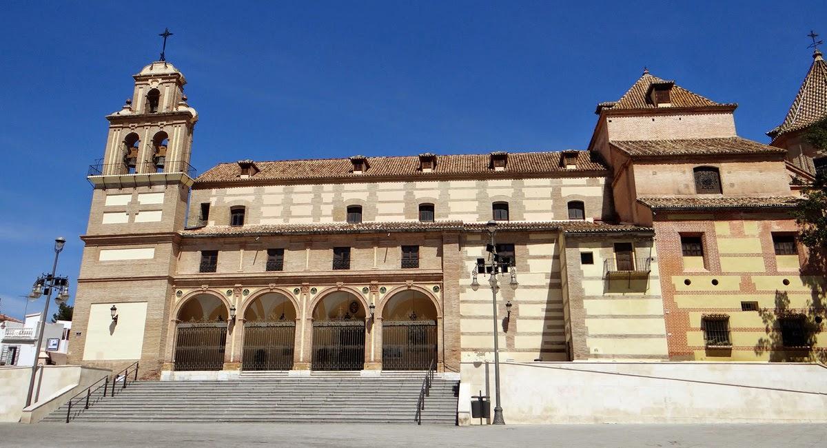 Basilika Santa María de la Victoria Málaga