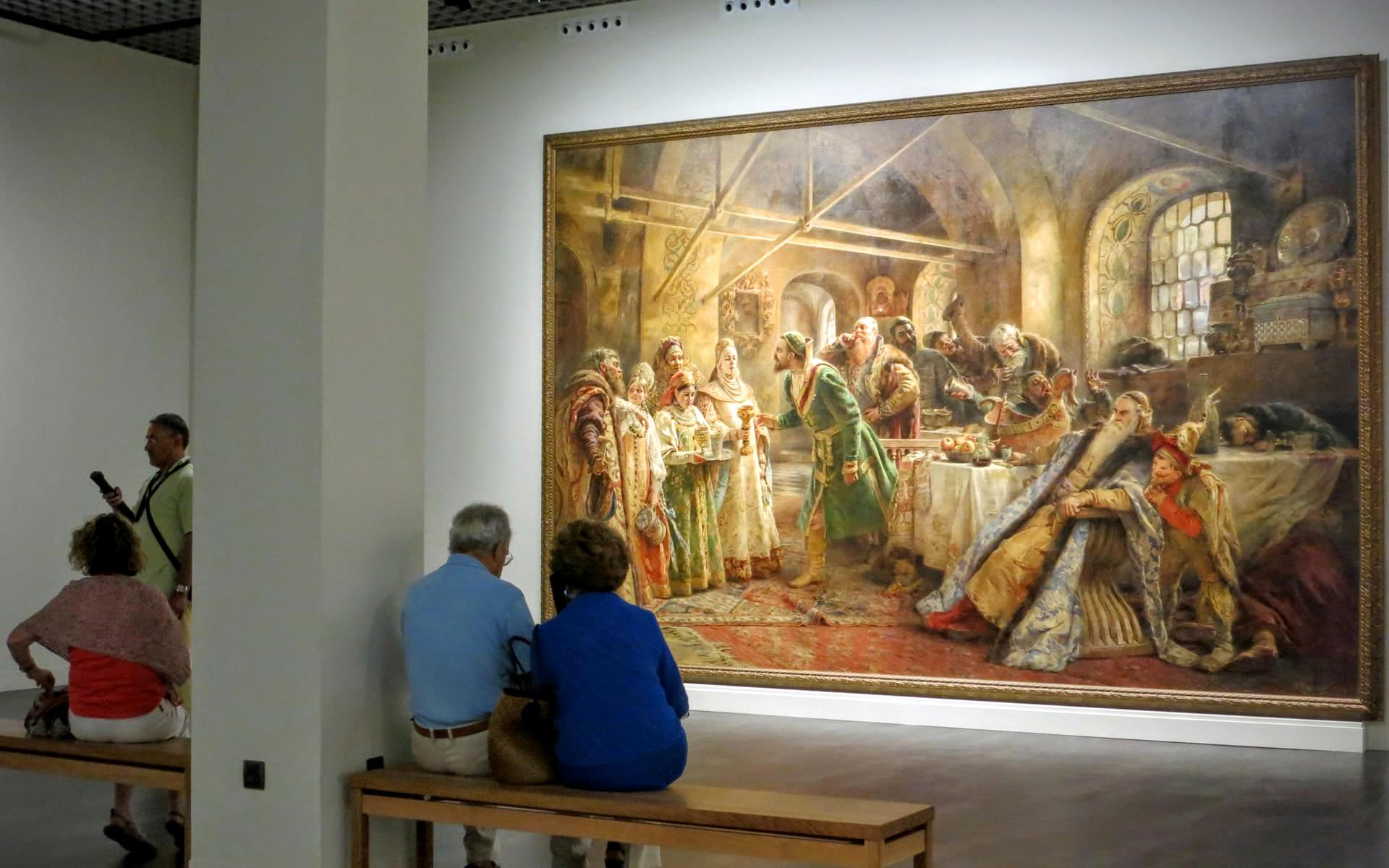 Russisches Museum Málaga