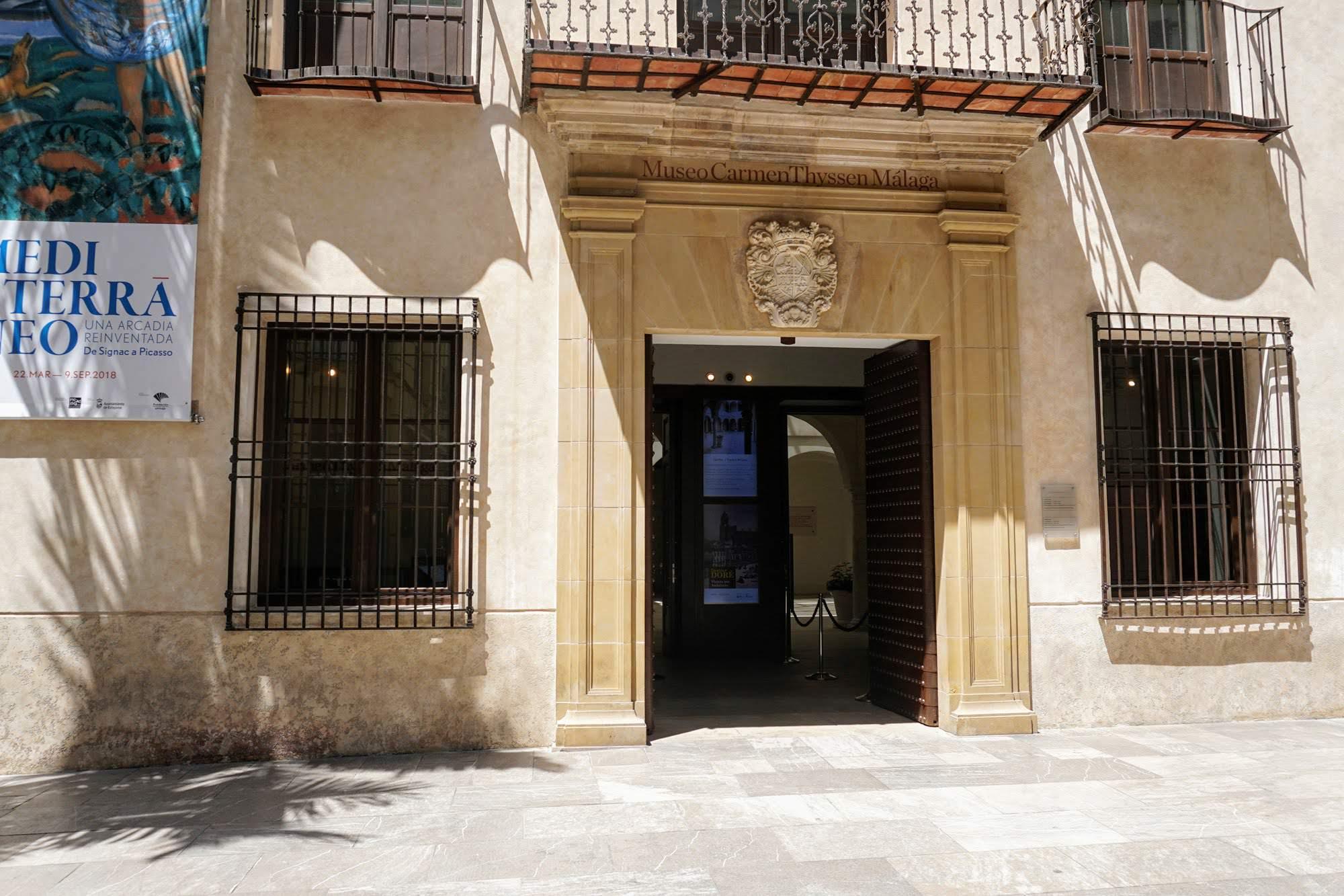 Museum Carmen Thyssen Málaga
