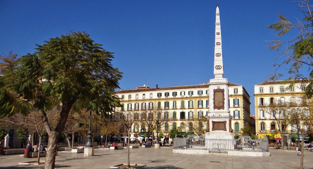 Plaza de la Merced Málaga