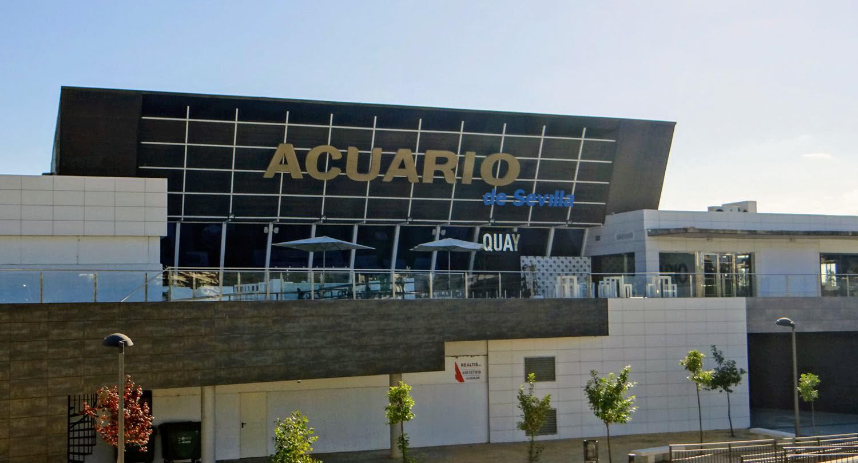 Aquarium Sevilla
