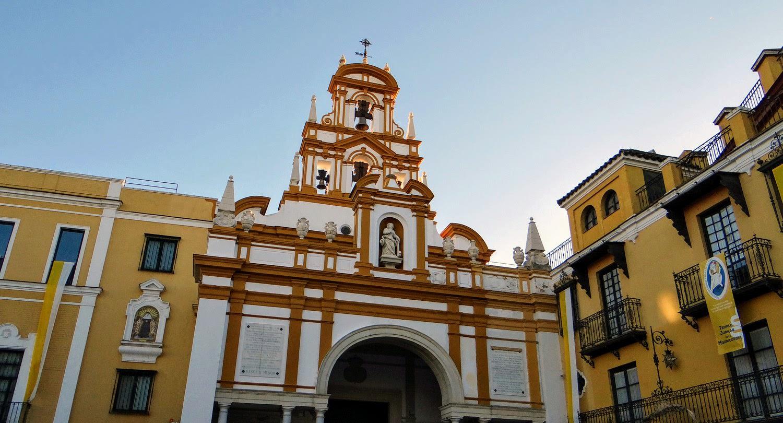 Basilika Macarena Sevilla