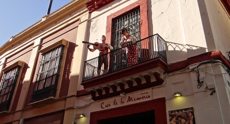 Casa de la Memoria Sevilla