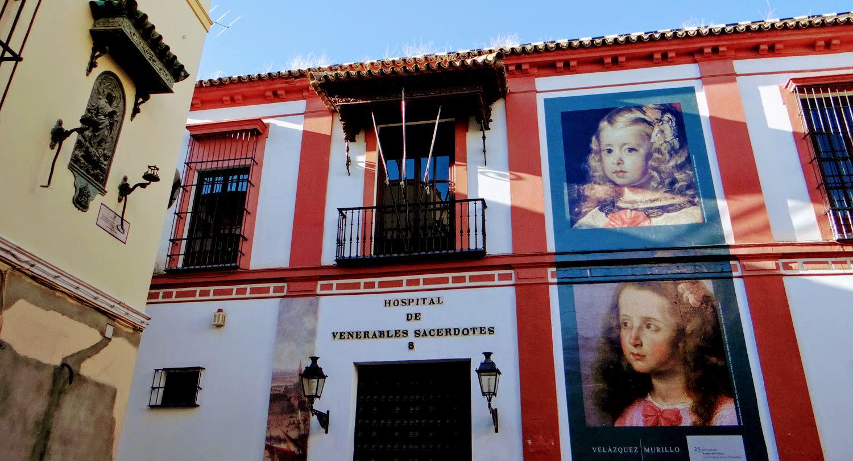 Hospital Venerables Sacerdotes Sevilla