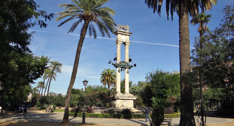 Murillo Gärten Sevilla
