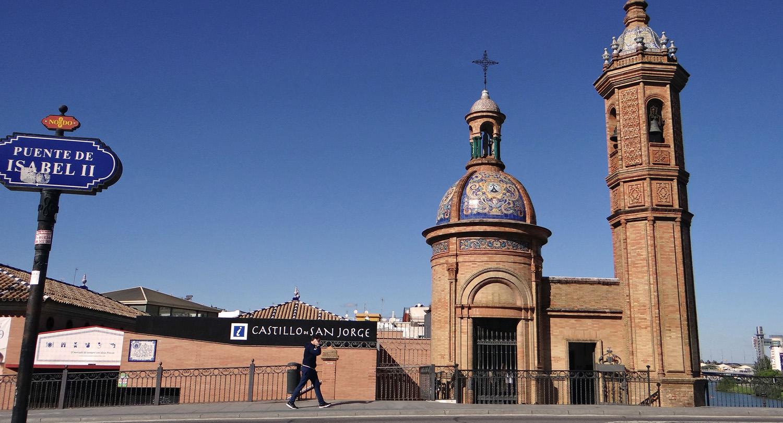 Museum Castillo de San Jorge Sevilla