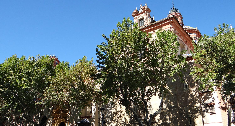 Pfarrkirche Santa María Magdalena Sevilla