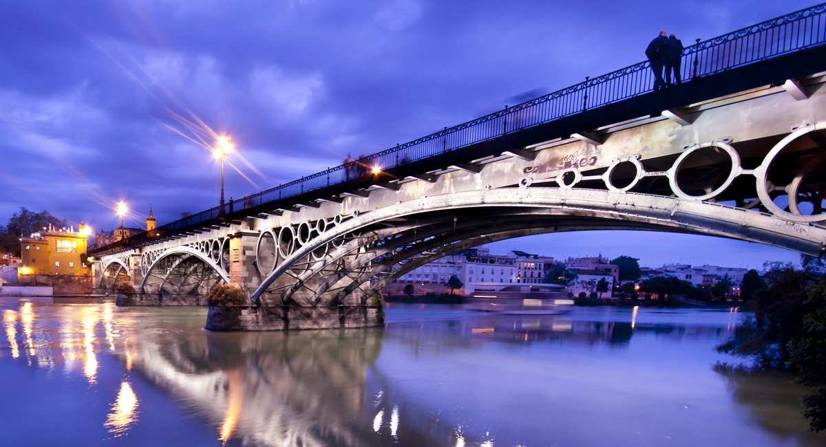 Puente de Isabel II Triana Sevilla