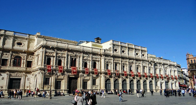 Rathaus Sevilla