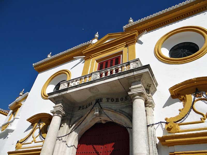 Stierkampfarena Sevilla