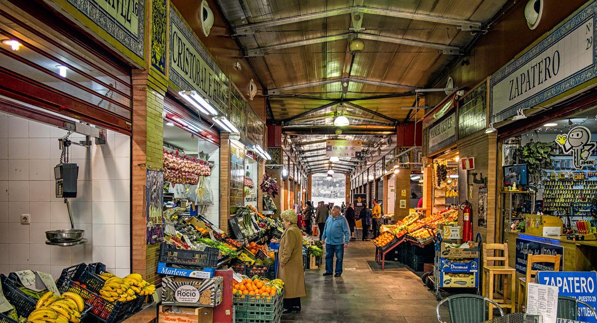 Markt Triana Sevilla