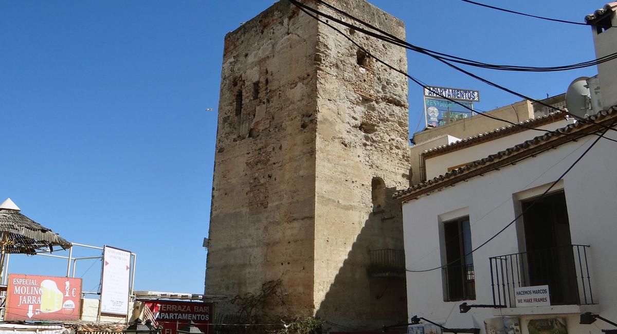 Pimentel-Turm Torremolinos