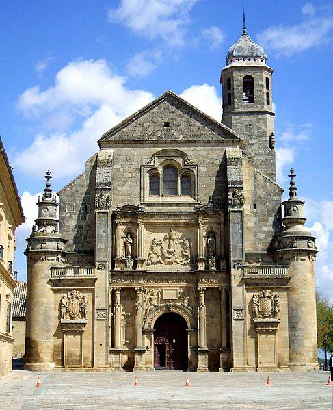 Kirche San Salvador Úbeda