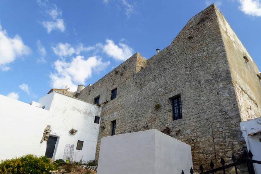 Burg von Vejer