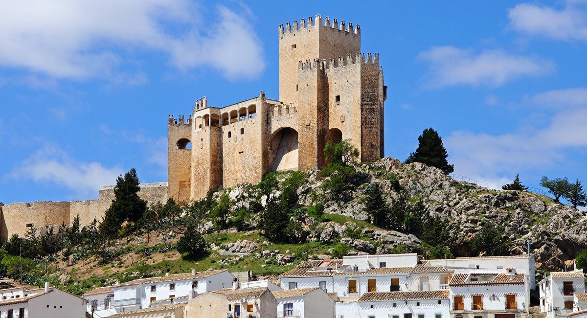 Burg Vélez-Blanco
