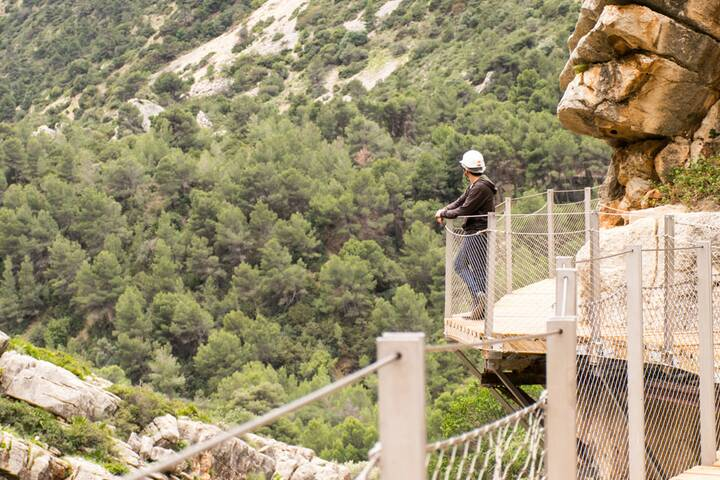 Klettersteig Caminito Del Rey : Caminito del rey u2013 tickets führungen anfahrt andalusien 360°