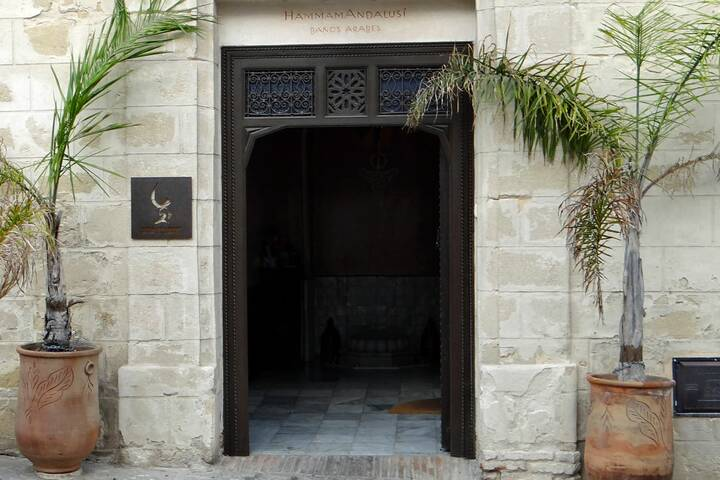 Baños Arabes En Jerez | Hammam Andalusi In Jerez De La Frontera Andalusien 360