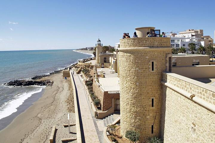 Costa de almer a andalusien 360 for Gimnasio 360 roquetas de mar