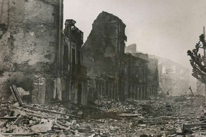 Deutschland Spanischer Bürgerkrieg