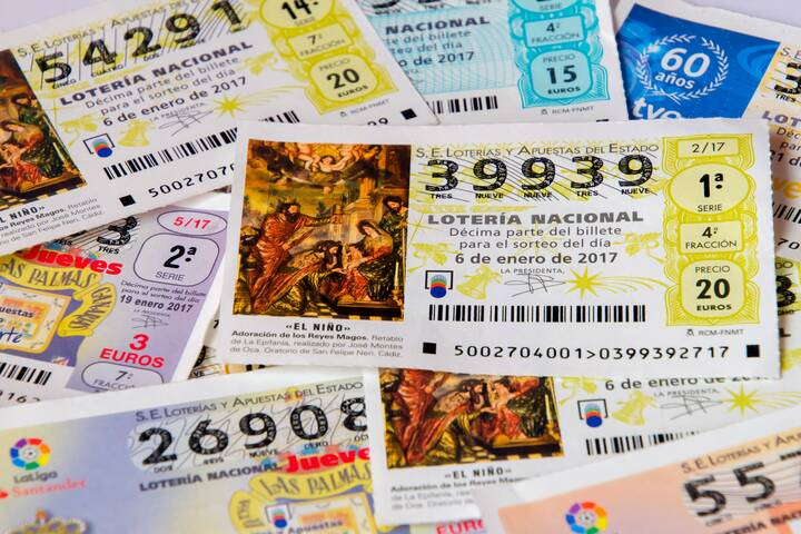 Spanisches Lotto