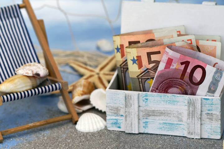 Reisekasse Spanien Urlaub
