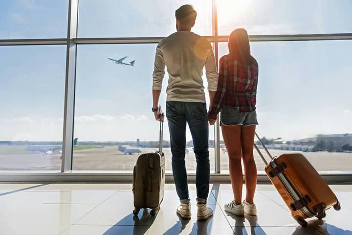 Richtige Koffergröße Urlaub
