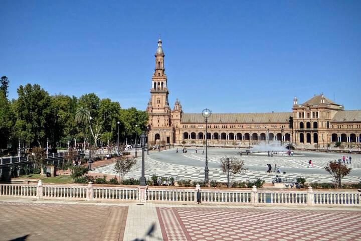 Sprachschulen Sevilla