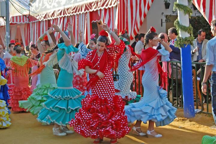 Siesta Fiesta Spanien