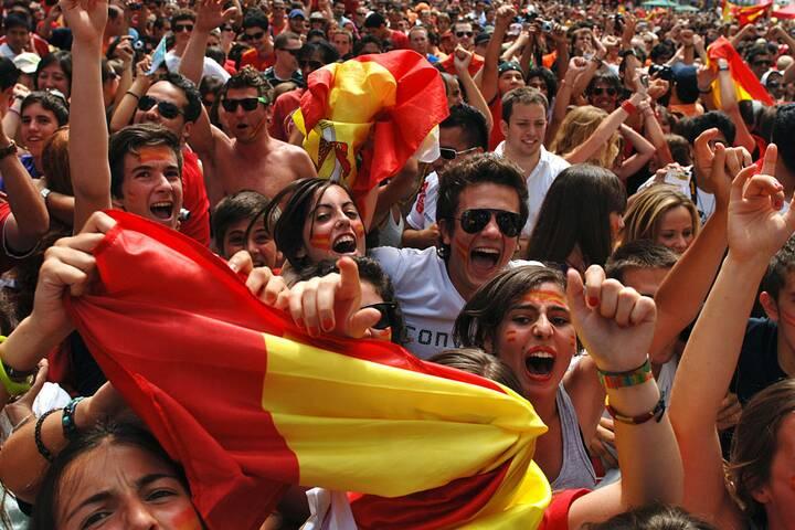 Nationalhymne Spanien