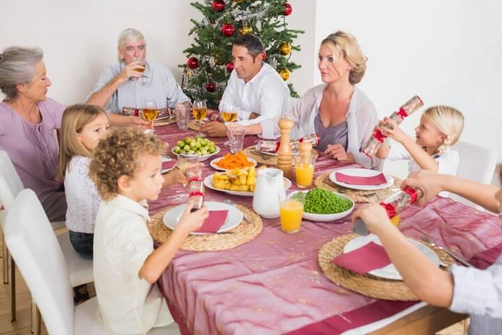 Weihnachtsessen Spanien