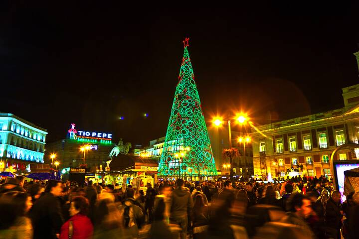 Spanien Weihnachtsessen.Die Schönsten Weihnachtsmärkte In Spanien