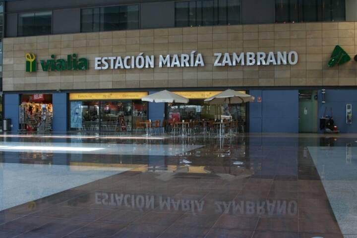 Bahnhof Málaga