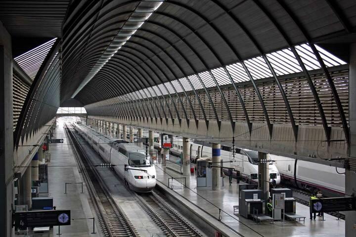 Bahnhof Sevilla