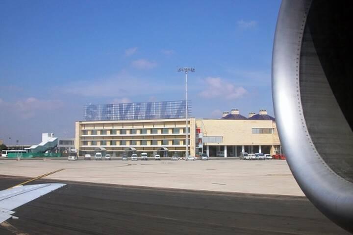 Flughafen Sevilla