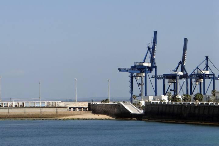Hafen Cádiz