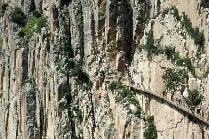Klettersteig Caminito Del Rey : Ma4: wanderung auf dem caminito del rey andalusien 360°
