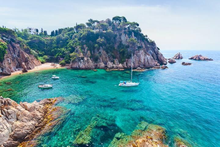 Spanien Karte Küsten.Die 7 Schönsten Küsten In Spanien